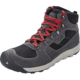 Keen Westward Mid WP Shoes Men Gargoyle/Black